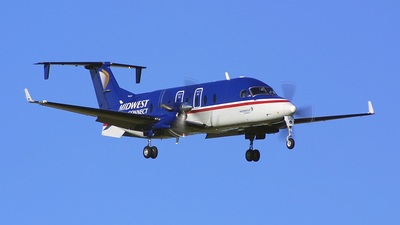 N881SK - Beech 1900D - Midwest Connect (Skyway Airlines)
