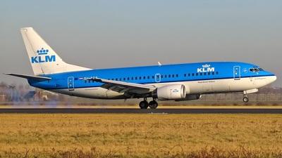 PH-BDP - Boeing 737-306 - KLM Royal Dutch Airlines