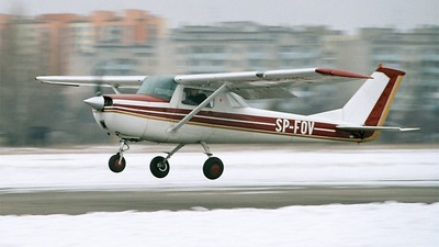SP-FOV - Reims-Cessna F150K - Aero Club - Warsaw