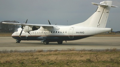 PH-RAQ - ATR 42-320 - Orange Aircraft Leasing