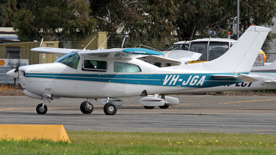 A picture of VHJGA - Cessna 210N - [21064222] - © Andrei Bezmylov