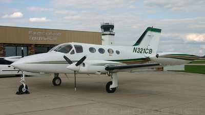 N321CB - Cessna 414 - Private