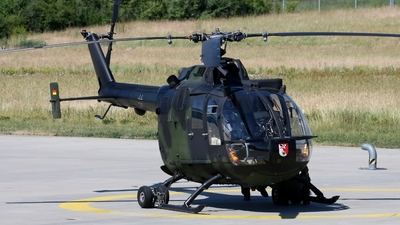 86-89 - MBB Bo105P1 - Germany - Army