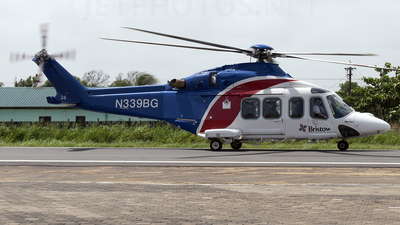 A picture of N339BG -  - Bristow Helicopters - © Xavier Van Ravenswaay
