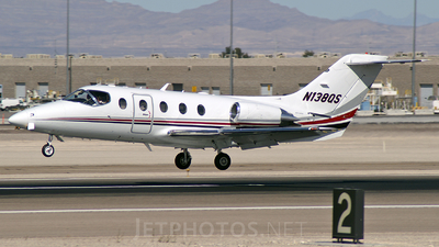 N138QS - Beechcraft 400A Beechjet - NetJets Aviation