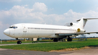 F-BOJA - Boeing 727-228 - Air France