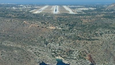 LGSA - Airport - Airport Overview