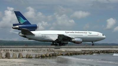PK-GIA - McDonnell Douglas DC 10-30 - Garuda Indonesia