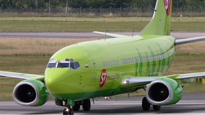 VP-BTD - Boeing 737-522 - S7 Airlines
