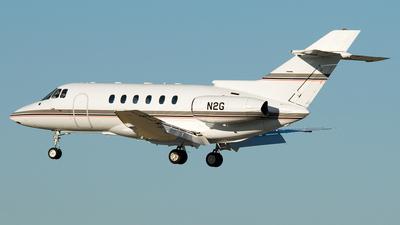 N2G - Raytheon Hawker 800XP - Private