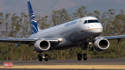 HP-1540CMP - Embraer 190-100IGW - Copa Airlines