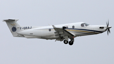 F-GRAJ - Pilatus PC-12/45 - Private