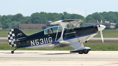 N5311G - Pitts S-2B Special - Private