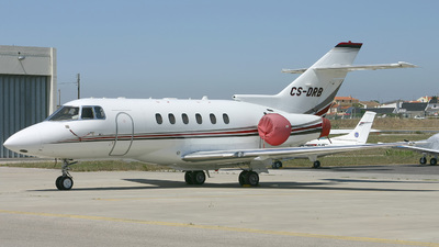 CS-DRB - Raytheon Hawker 800XP - NetJets Europe
