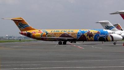 RP-C1540 - McDonnell Douglas DC-9-32 - Cebu Pacific Air