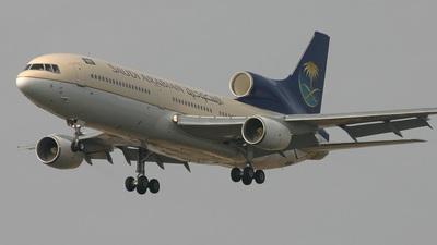 HZ-HM6 - Lockheed L-1011-500 Tristar - Saudi Arabia - Royal Flight