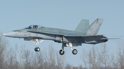 188747 - McDonnell Douglas CF-188 Hornet - Canada - Royal Canadian Air Force (RCAF)