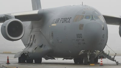 02-1100 - Boeing C-17A Globemaster III - United States - US Air Force (USAF)
