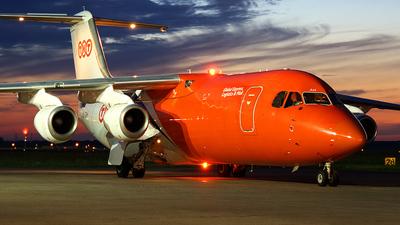 OO-TAH - British Aerospace BAe 146-300(QT) - TNT Airways