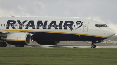 EI-DHN - Boeing 737-8AS - Ryanair