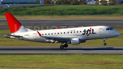 JA213J - Embraer 170-100STD - J-Air