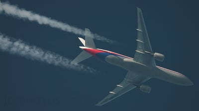 9M-MRP - Boeing 777-2H6(ER) - Malaysia Airlines