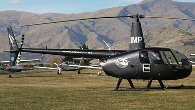 ZK-IMP - Robinson R44 Raven II - Over The Top
