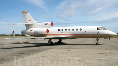 A picture of YV1129 - Dassault Falcon 50 - [63] - © André Du-pont  (Mexico Air Spotters)