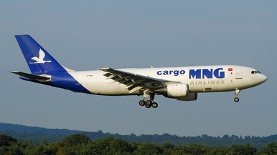 TC-MNA - Airbus A300B4-203(F) - MNG Airlines