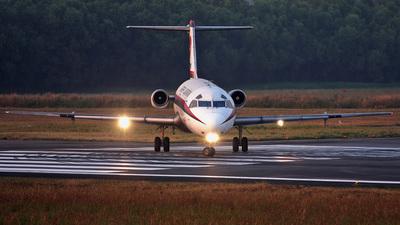 S2-ACV - Fokker F28-4000 Fellowship - Biman Bangladesh Airlines