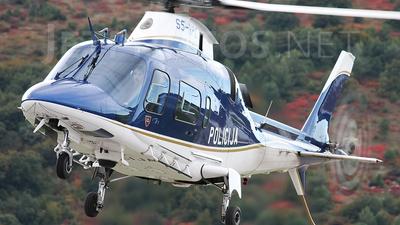 S5-HPG - Agusta A109E Power - Slovenia - Police