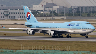HL7465 - Boeing 747-4B5 - Korean Air