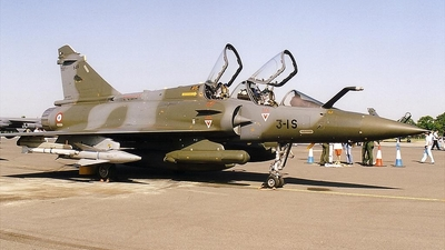 649 - Dassault Mirage 2000 - France - Air Force