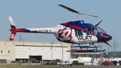 A picture of N32KY - Bell 206B Jet Ranger II - [2875] - © Kevin Porter