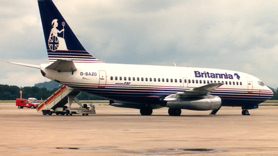 G-BAZG - Boeing 737-204(Adv) - Britannia Airways