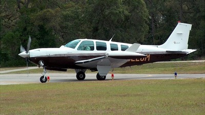 N8220M - Beechcraft A36 Jet-Prop Bonanza - Private
