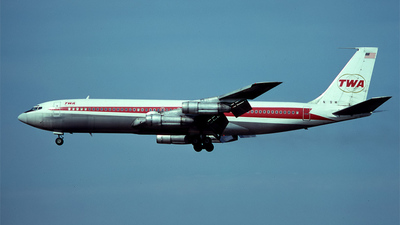 N779TW - Boeing 707-331B - Trans World Airlines (TWA)