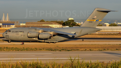 96-0002 - McDonnell Douglas C-17A Globemaster III - United States - US Air Force (USAF)