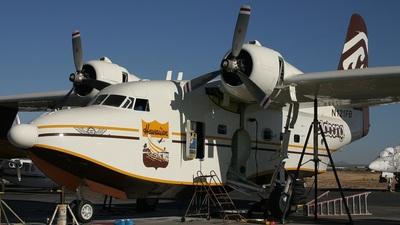 N121FB - Grumman G-111 Albatross - Private