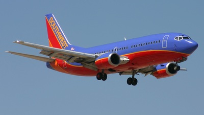 N634SW - Boeing 737-3H4 - Southwest Airlines