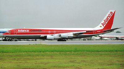 HK-2015 - Boeing 707-312B - Avianca