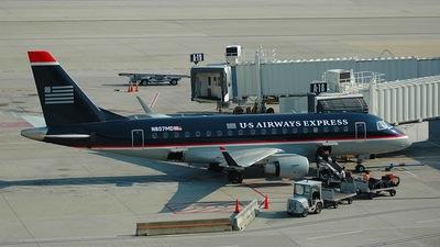 N807MD - Embraer 170-100SU - US Airways Express (Republic Airways)