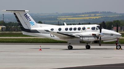 LZ-ITV - Beechcraft B200 Super King Air - Inter Air