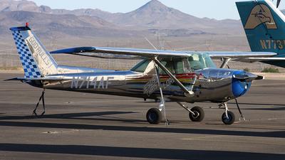 A picture of N714AF - Cessna 150M - [15079021] - © Peter Menner