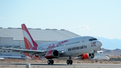 N250AT - Boeing 737-3M8 - AirAsia