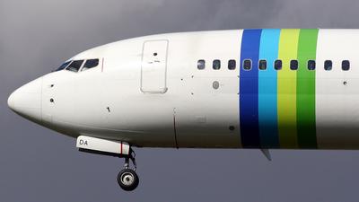 OY-TDA - Boeing 737-8K2 - Transavia Denmark
