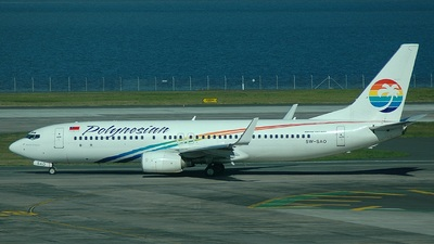 5W-SAO - Boeing 737-8Q8 - Polynesian Airlines