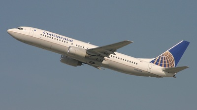 N33209 - Boeing 737-824 - Continental Airlines