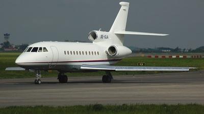 SE-DJA - Dassault Falcon 900EX - Blue Chip Jet