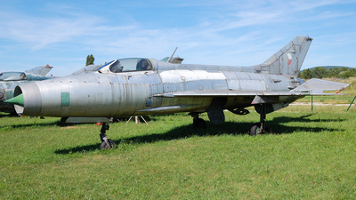 0109 - Mikoyan-Gurevich MiG-21F-13 Fishbed C - Slovakia - Air Force